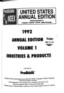 Predicasts F & S Index United States