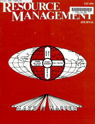 Resource Management Journal PDF