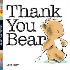 Thank You Bear Board Book PDF