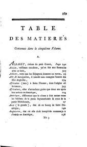 Histoire philosophique et politique des établissemens & du commerce des Européens dans les deux Indes: Volume5