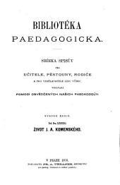 G. A. Lindnera Zivot J. A. Komenskeho