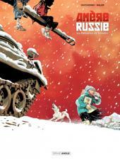 Amère Russie - Tome 1 - Les amazones de bassaiev: 5 ans izneo
