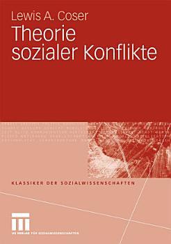 Theorie sozialer Konflikte PDF