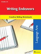 Writing Endeavors: Creative Writing Worksheets