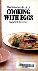 The Sainsbury Book of Cooking with Eggs