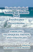 Ecotoxicological Testing of Marine and Freshwater Ecosystems PDF