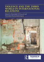 Violence and the Third World in International Relations PDF