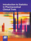 Introduction To Statistics In Pharmaceutical Clinical Trials