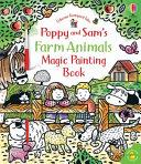 Farmyard Tales: Poppy and Sam's Farm Animals Magic Painting