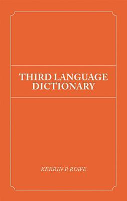 Third Language Dictionary