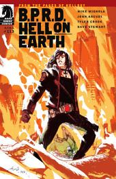 B.P.R.D. Hell on Earth #113