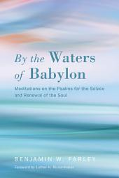 By the Waters of Babylon: Meditations on the Psalms for the Solace and Renewal of the Soul