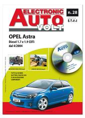Manuale di elettronica Opel Astra H (EAV28): 1.7 CDTi 100cv e 1.9 CDTi