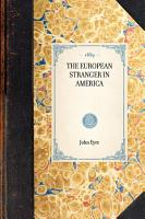 European Stranger in America PDF