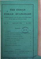 The Indian Female Evangelist PDF