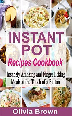 Instant Pot Recipes Cookbook PDF