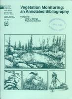 Vegetation Monitoring PDF