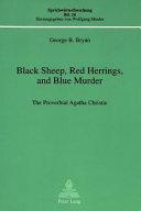 Black Sheep  Red Herrings  and Blue Murder PDF
