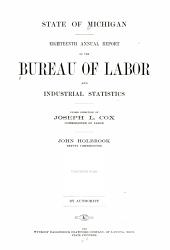 ... Annual Report ...: Volume 18, Part 1901