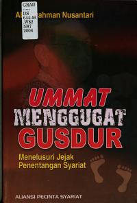 Ummat menggugat Gusdur PDF