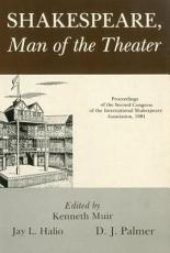 Shakespeare  Man of the Theater PDF