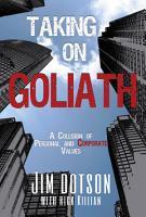 Taking on Goliath PDF