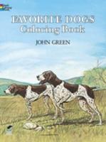 Favorite Dogs Coloring Book PDF