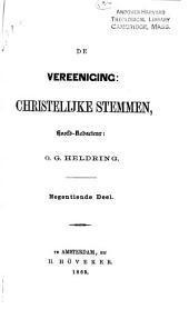 De Vereeniging: Volume 19