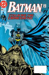 Batman (1940-) #444