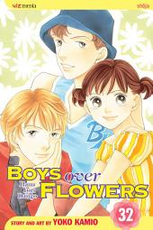 Boys Over Flowers: Volume 32