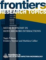 Metal economy in host-microbe interactions