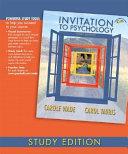 Invitation to Psychology PDF