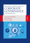 Principles and Practices of Corporate Governance PDF