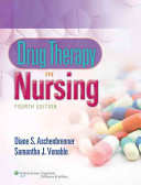 Drug Therapy in Nursing   Study Guide PDF