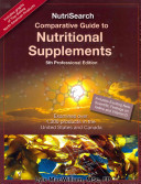 NutriSearch Comparative Guide to Nutritional Supplements PDF