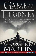 A Dance with Dragons  Part 1 Dreams and Dust Book