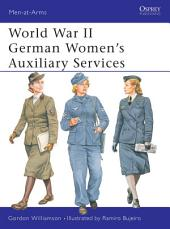 World War II German Women's Auxiliary Services