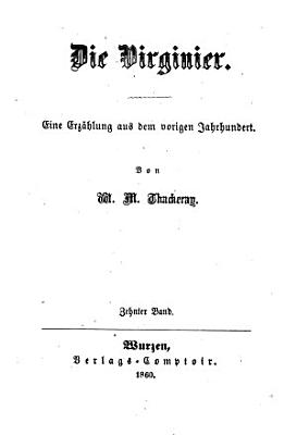 Die Virginier PDF