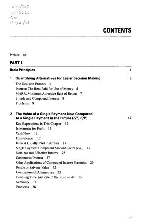 Engineering Economic and Cost Analysis PDF