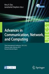Advances in Communication, Network, and Computing