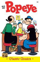 Popeye Classics #34