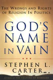 God S Name In Vain