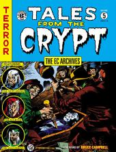 The EC Archives: Tales from the Crypt Volume 5: Volume 5