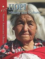 Hopi History and Culture PDF
