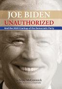 Download Joe Biden Unauthorized Book