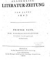 Allgemeine Literatur-Zeitung