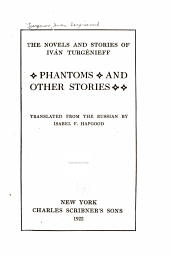 Phantoms, and other stories
