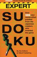 Download Expert Sudoku Book