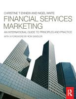 Financial Services Marketing PDF