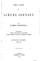 The Life of Samuel Johnson: Volume 4